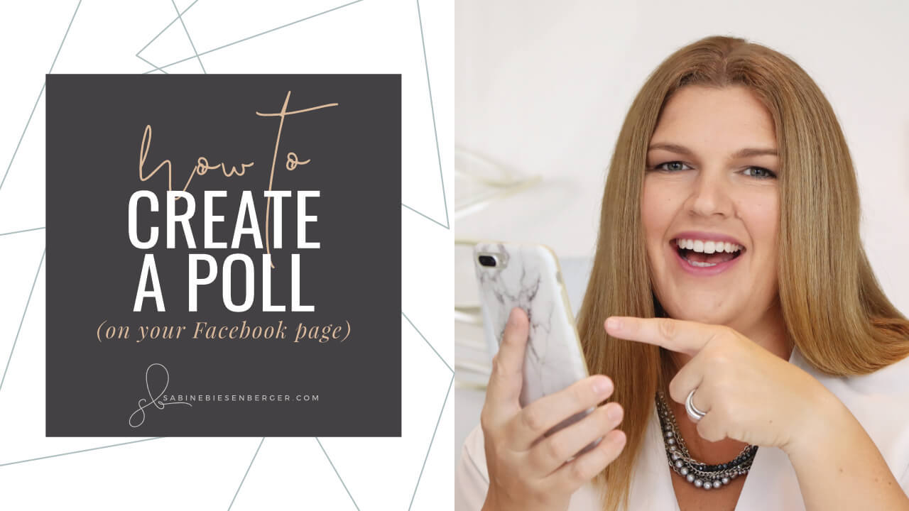 How to create a poll on Facebook page (Video TN)