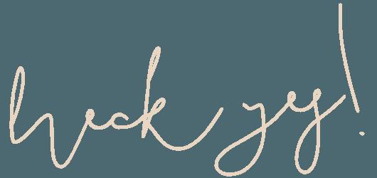 Heck Yes Script (B) - Sabine Biesenberger